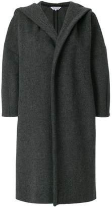 Comme des Garcons asymmetric oversized coat