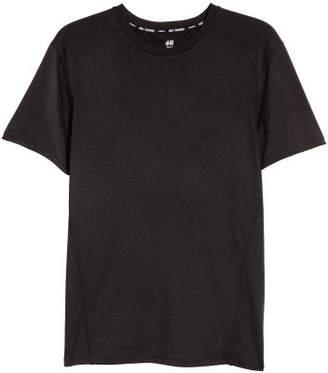 H&M Sports Shirt - Black