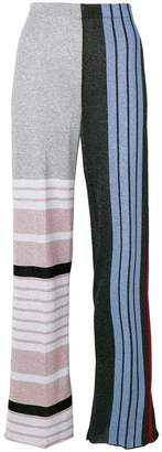 Circus Hotel printed palazzo trousers