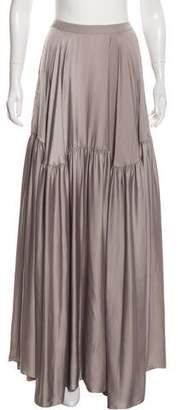 Co Flared Maxi Skirt