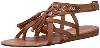DOLCE by Mojo Moxy Women's Subira Flat Sandal
