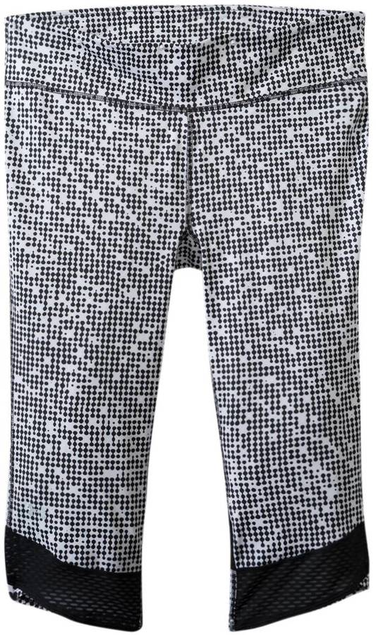 Under Armour Women's FlyBy Printed Capri - 8122827