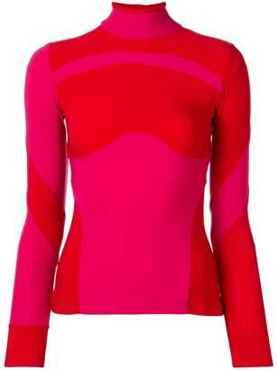 Couture Atu Body colour-block jumper