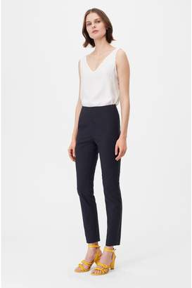 Rebecca Taylor Tailored Stretch Modern Suiting Pant