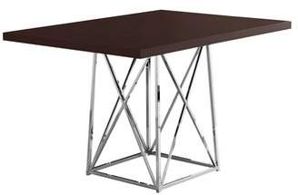 Latitude Run Damia Metal Dining Table