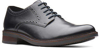 Bostonian Maxton Brogued Leather Derbys