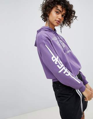 Cheap Monday Slogan Hoodie