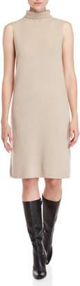 Lafayette 148 New York Vanise Sleeveless Wool Sweater Dress