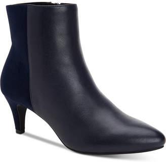 Alfani Women Hariss Step 'N Flex Booties, Women Shoes