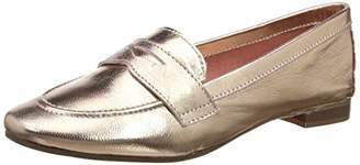 Dune Women's Galer Loafers, (Rose Gold), 41 EU