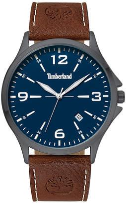 Timberland Men Provincetown Brown/Gunmetal/Blue Watch