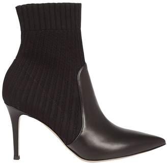 Gianvito Rossi Flat Booties Boots Women