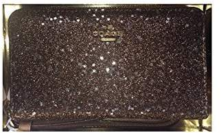 Coach Boxed Star Glitter Phone Wallet - /IM