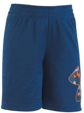 Little Boy's Wordmark Striker Shorts