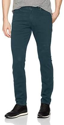 Bugatchi Men's Soft Finish Twill Five Pocket Pants