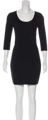 The Row Jersey Mini Dress