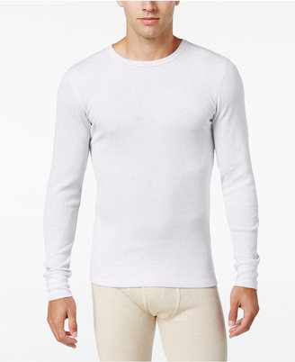 Alfani Men's Big & Tall Waffle Base Layer Top, Created for Macy's $19.98 thestylecure.com