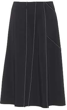 The Row Laeha jersey skirt