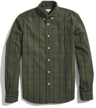 Steven Alan Classic Collegiate Shirt $188 thestylecure.com