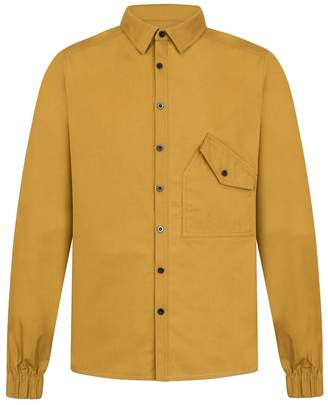 1x1Studio - Yellow Ma-1 Shirt