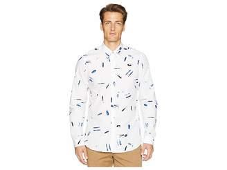 Paul Smith Long Sleeve Printed Shirt