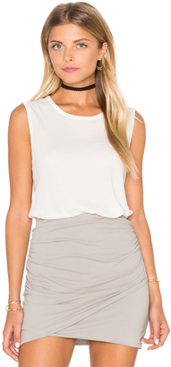 James Perse Classic Relaxed Tank $85 thestylecure.com