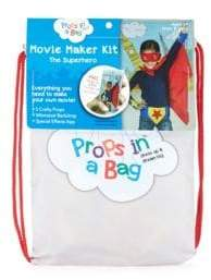 Props in a Box The Superhero Movie Maker Kit