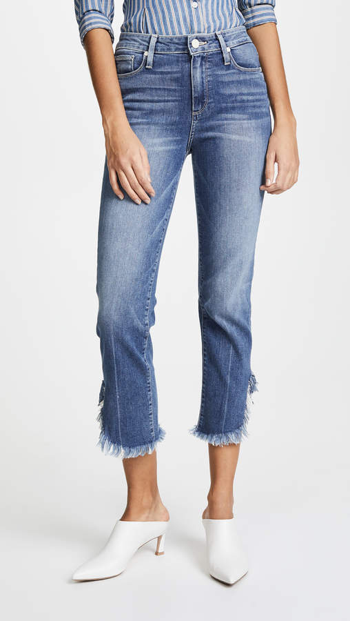 Hoxton Jeans with Straight Cut
