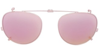 Garrett Leight 'Milwood Clip' sunglasses