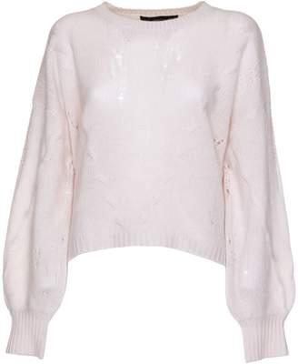 360 Sweater 360cashmere Lea Sweater In White