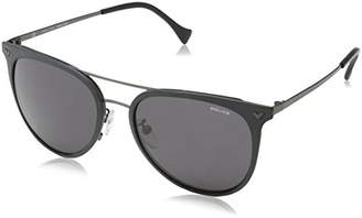 Police Sunglasses SPL153 Impact 2 Oval Sunglasses