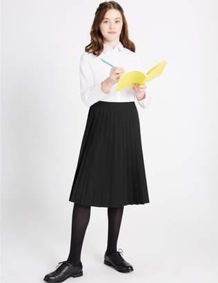 Marks and Spencer Senior Girls' Pleated Skirt