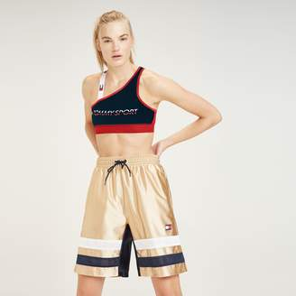 Tommy Hilfiger Tommy Sport Statement Strap Sports Bra