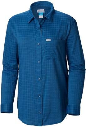 Columbia Sun Drifter Printed Button-down Shirt