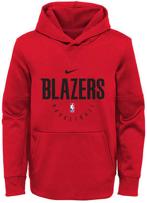 Nike Portland Trail Blazers Spotlight Hoodie, Big Boys (8-20)
