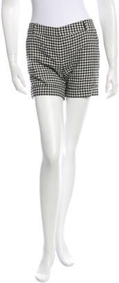 Boy. by Band of Outsiders Gingham Tailored Shorts $45 thestylecure.com