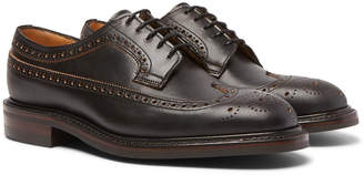 Cheaney (チーニー) - Cheaney - Addison Leather Wingtip Brogues