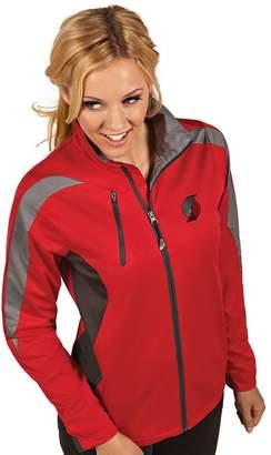 Antigua Women's Portland Trail Blazers Discover Pullover