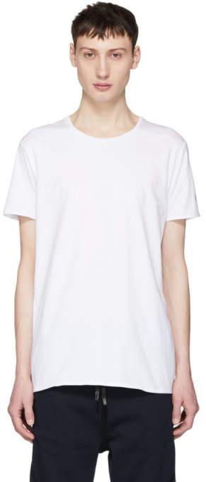 White No-sew Pima T-shirt