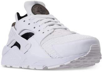 Nike Men's Air Huarache Run Running Sneakers from Finish Line