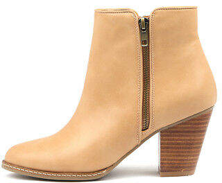 I Love Billy New Capitol Camel Womens Shoes Casual Boots Ankle