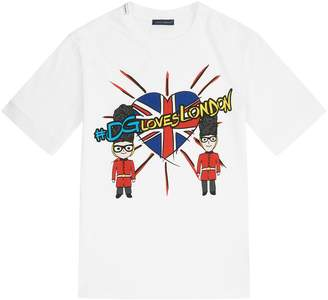 Dolce & Gabbana Union Jack T-Shirt