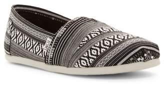 Toms Classic Alpargata Slip-On Shoe