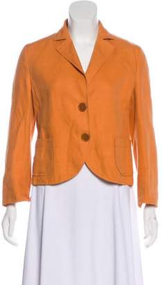Akris Punto Structured Collared Jacket