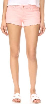 DL1961 Renee Cutoff Shorts $118 thestylecure.com