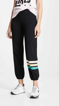 Wildfox Couture Easy Vintage Stripe Sweatpants
