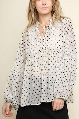 Umgee USA The Michelle Blouse