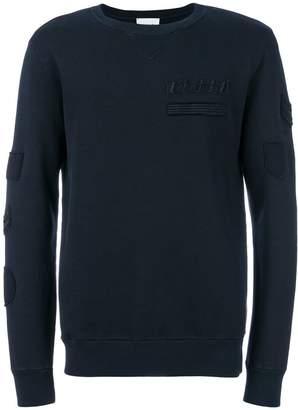 Dondup patch sweatshirt