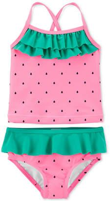 Carter's Carter Baby Girls Watermelon Tankini