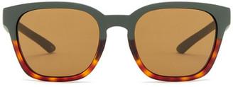 Smith Optics Women&s Founder Slim Squared Sunglasses $99 thestylecure.com